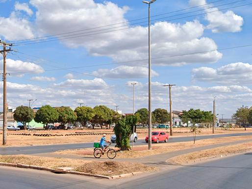 Avenida MN-3, em Ceilândia, será reformada, após 20 anos