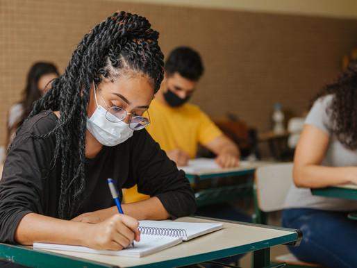 Enem 2020: estudantes com Covid têm até 29 de janeiro para enviar laudo