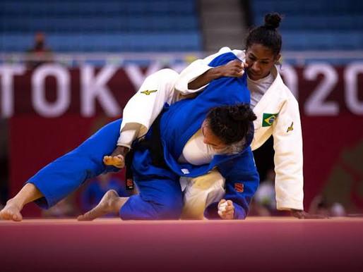 Ketleyn Quadros alcança 7º lugar nas Olimpíadas