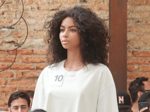 """""""Vim de baixo"""", diz moradora de Ceilândia que venceu o The Look of The Year 2019"""