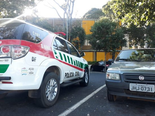 MPDFT e Polícia Civil cumprem mandados de busca no Detran