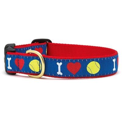 I Love Tennis Collar