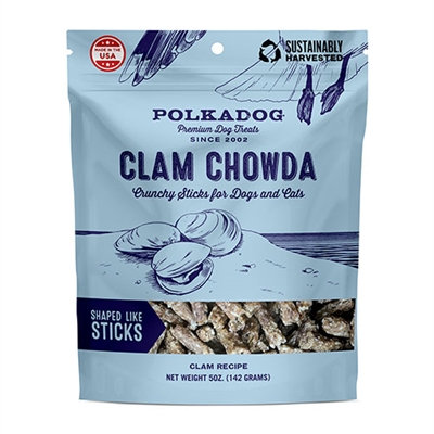 Clam Chowda' Treats