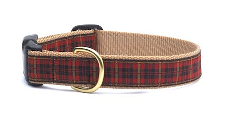 Plaid Collar
