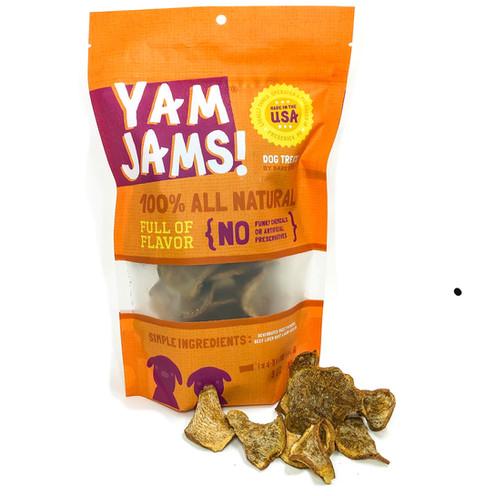 Bare Bites Yam Jams