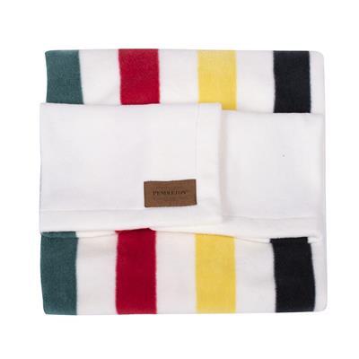 Pet Throw Blanket - Glacier Print