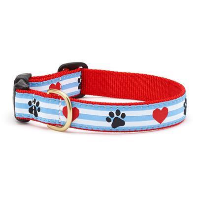 Paw Stripe Collar