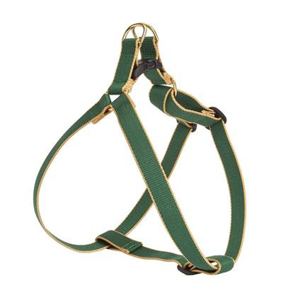 Forest and Tan Bamboo Harness