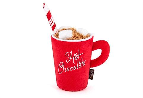 Hot Chocolate Dog Toy