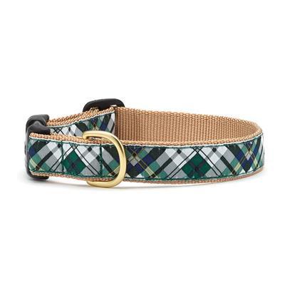 Gordon Plaid Collar