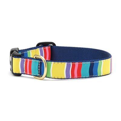 Colorful Stripes Collar