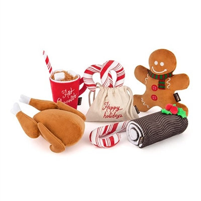 Holiday 5 Piece Toy Set In Gift Box