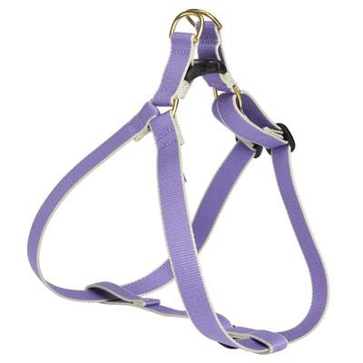Lilac and Grey Bamboo Harness