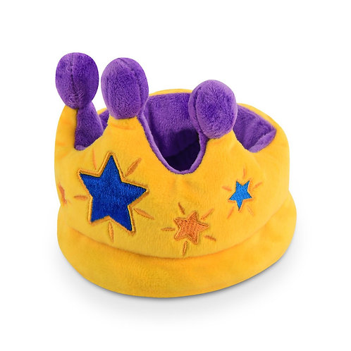 Canine Crown Stuffed Doy Toy