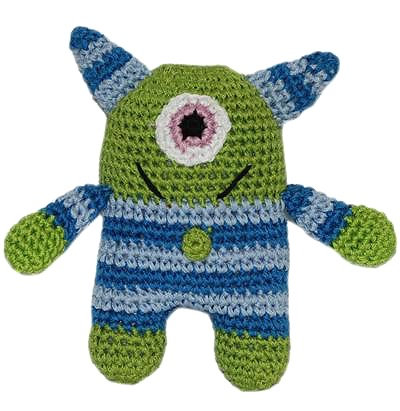Knit Knacks Monster Toy