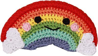 Knit Knacks Rainbow Toy