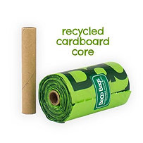 Biodegradable Poop Bags- Single Roll