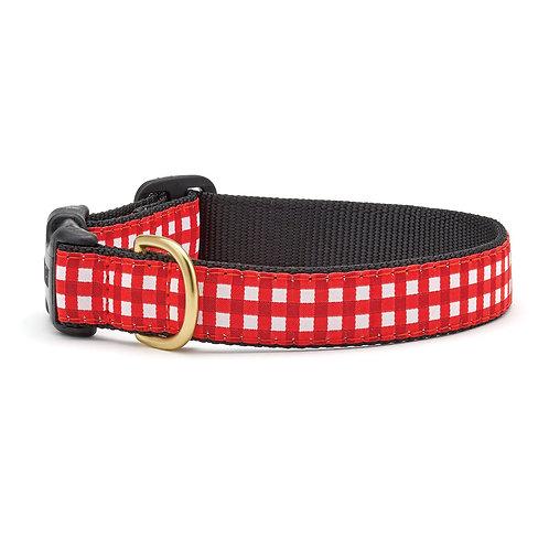 Red Prep Collar