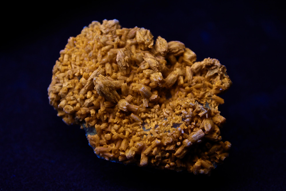 Pyromorphite Superferrolitica Mine, Spain. SW