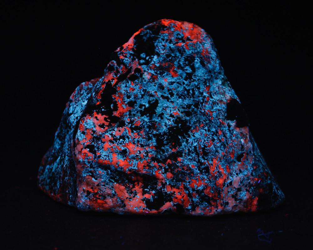 Hydrozincite Calcite, Constante Mine.