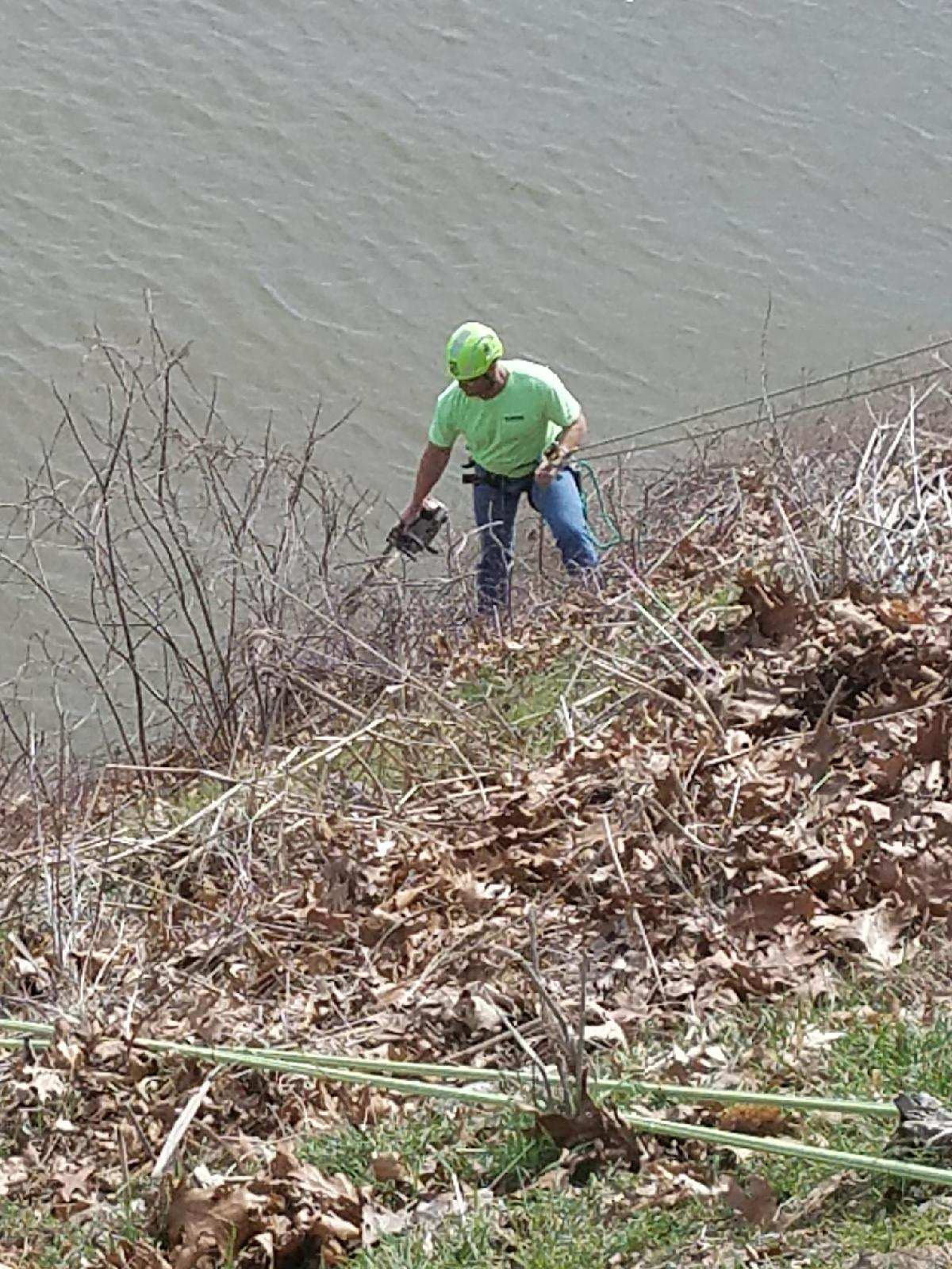 Bluff Clearing
