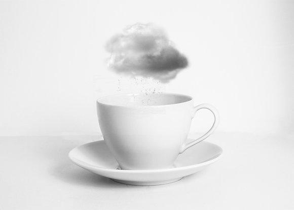 A cup of dreams - Nubes