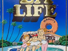 『三太のLA LIFE』の金箔