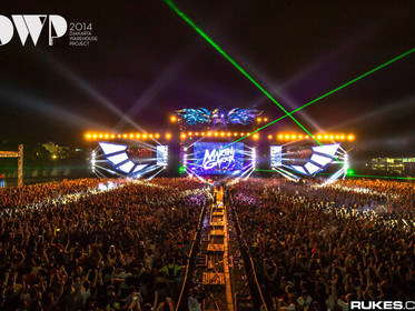 Djakarta Warehouse Project 2015 - Stage 1