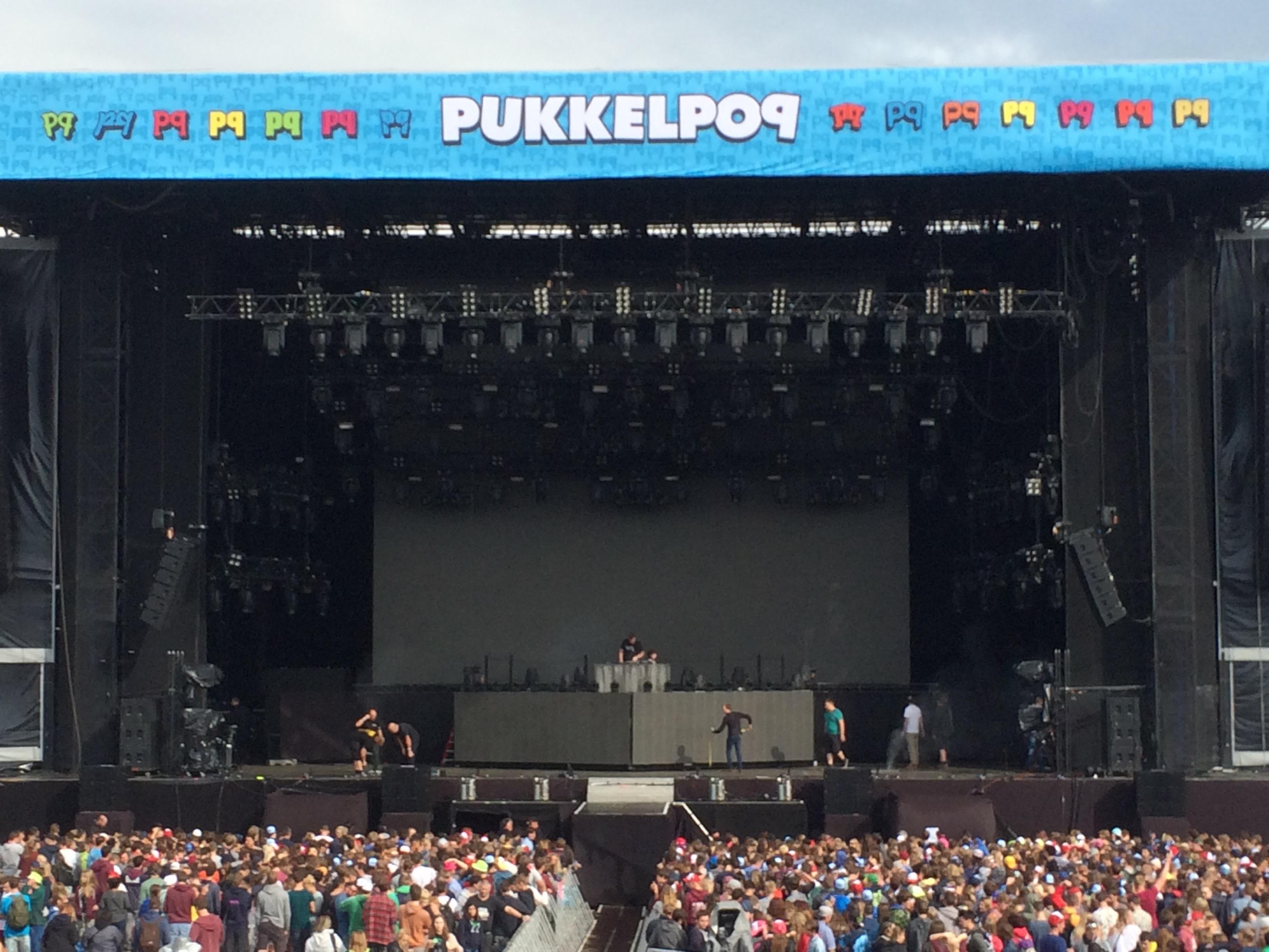Pukkelpop 2001->2015