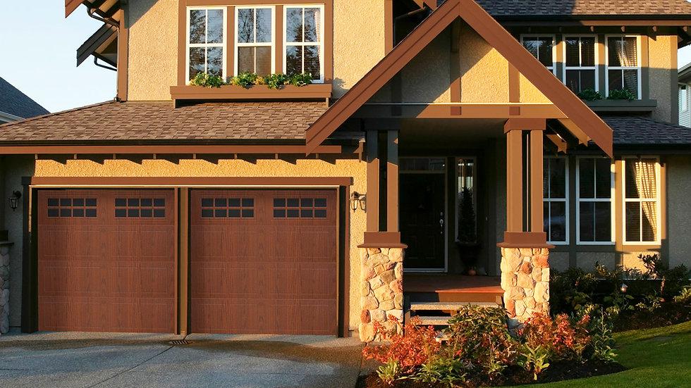 Doorlink - Grooved Panel