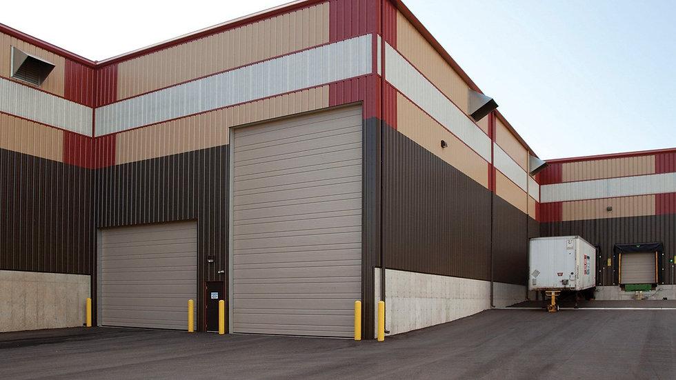Haas - Ribbed Steel Series