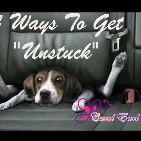 4 Steps to Help You Get Unstuck from a Strategy that is Not Working for you!