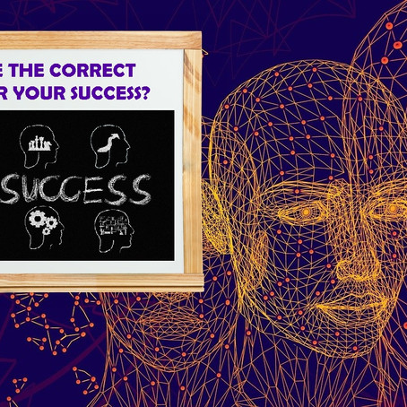 Do you have the correct formula for success?