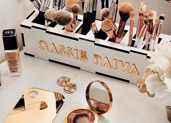 Organizador para Pincéis de Maquiagem | Tamanho Grande