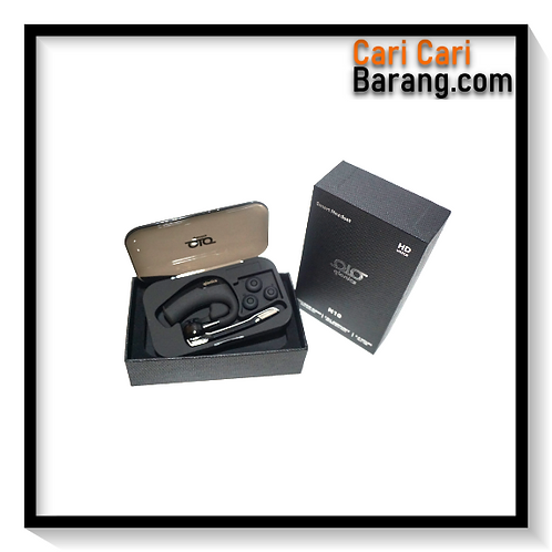 Qlonics N10 Handsfree Single Ear Bluetooth 4.1 Headset