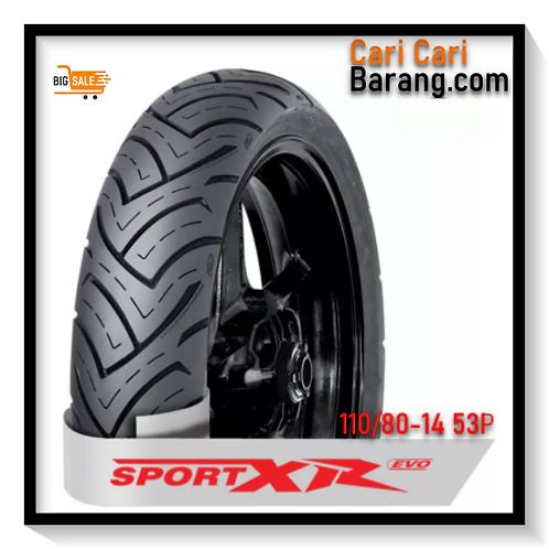 Ban Luar Tubeless FDR Sport XR Evo 110/80-14 53P