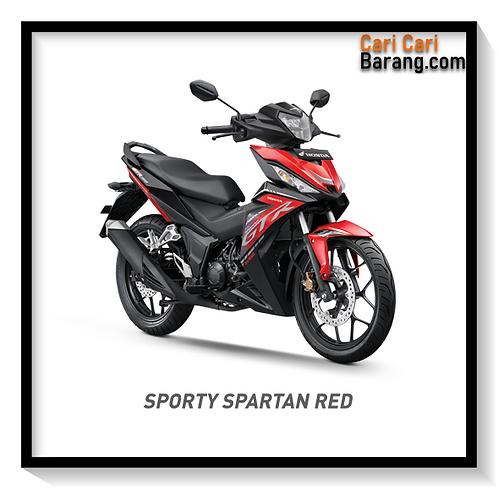 Honda Supra GTR150 Sporty