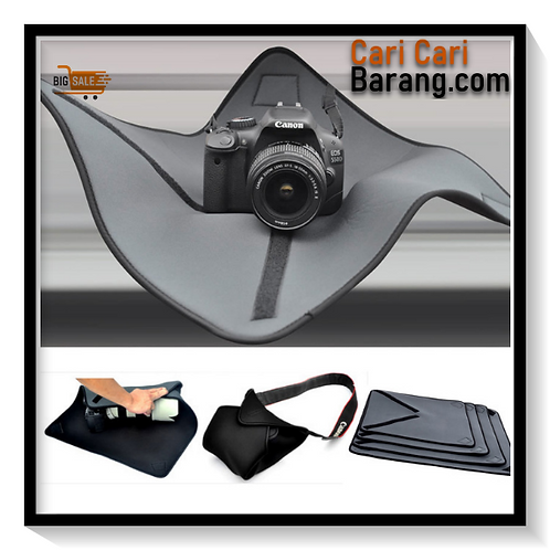 Sarung, Case, Wrapper, Tas, Cover Kamera (Camera Wrap Blanket)