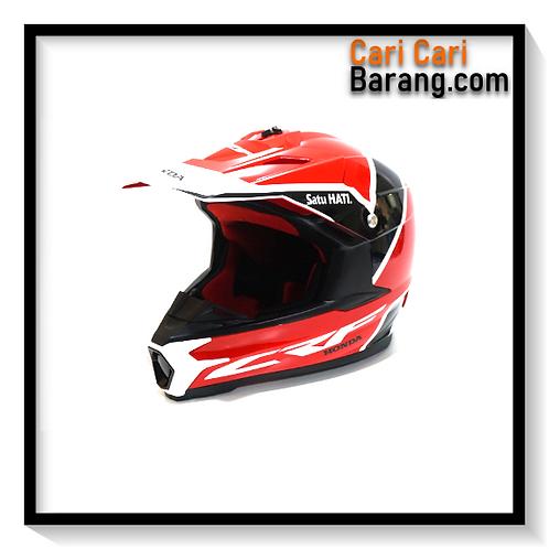 Helm Honda CRF