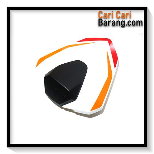 Single Seat Cowl Red White Honda CBR150