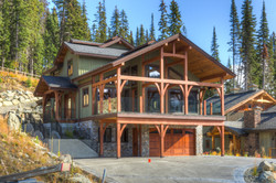 Mountain Retreat, Sun Peaks, B.C.