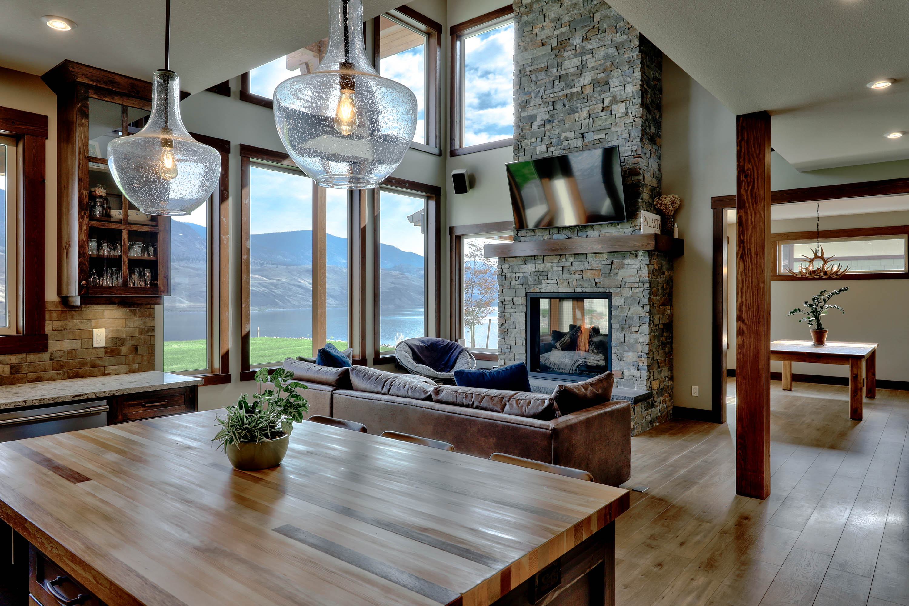 Custom Home Design | Custom Home Build | Bluffs Craftsman, Tobiano, B.C.