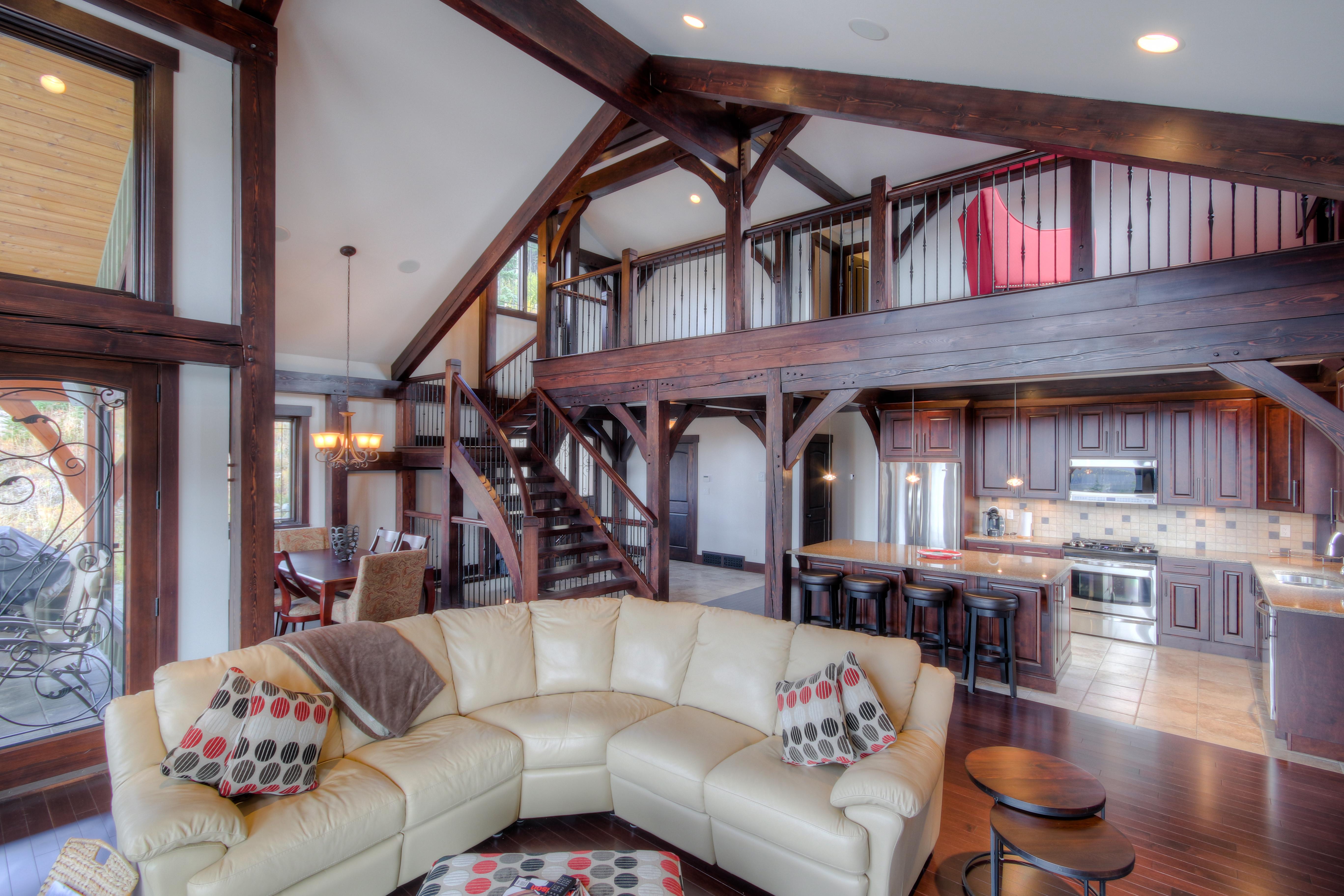Custom Home Design | Custom Home Build | Mountain Retreat, Sun Peaks, B.C.