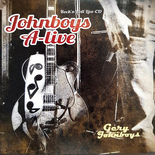 Johnboys A-live - Gery and the Johnboys