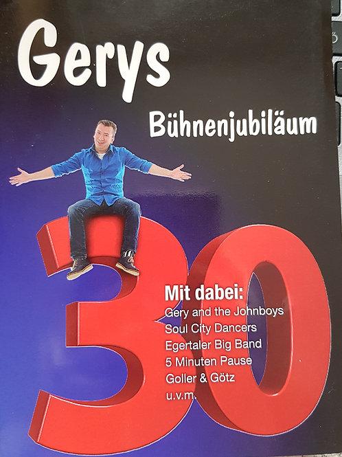 Gerys 30 Jahre Bühnenjubiläum DVD
