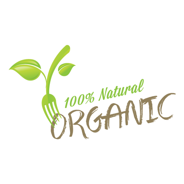 Organic Food Badge 15