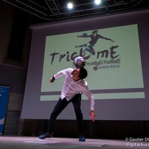 Show Freestyle Football pour l'Université de Bordeaux