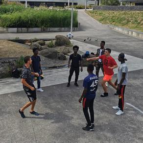 Démonstrations Freestyle Football à Nantes