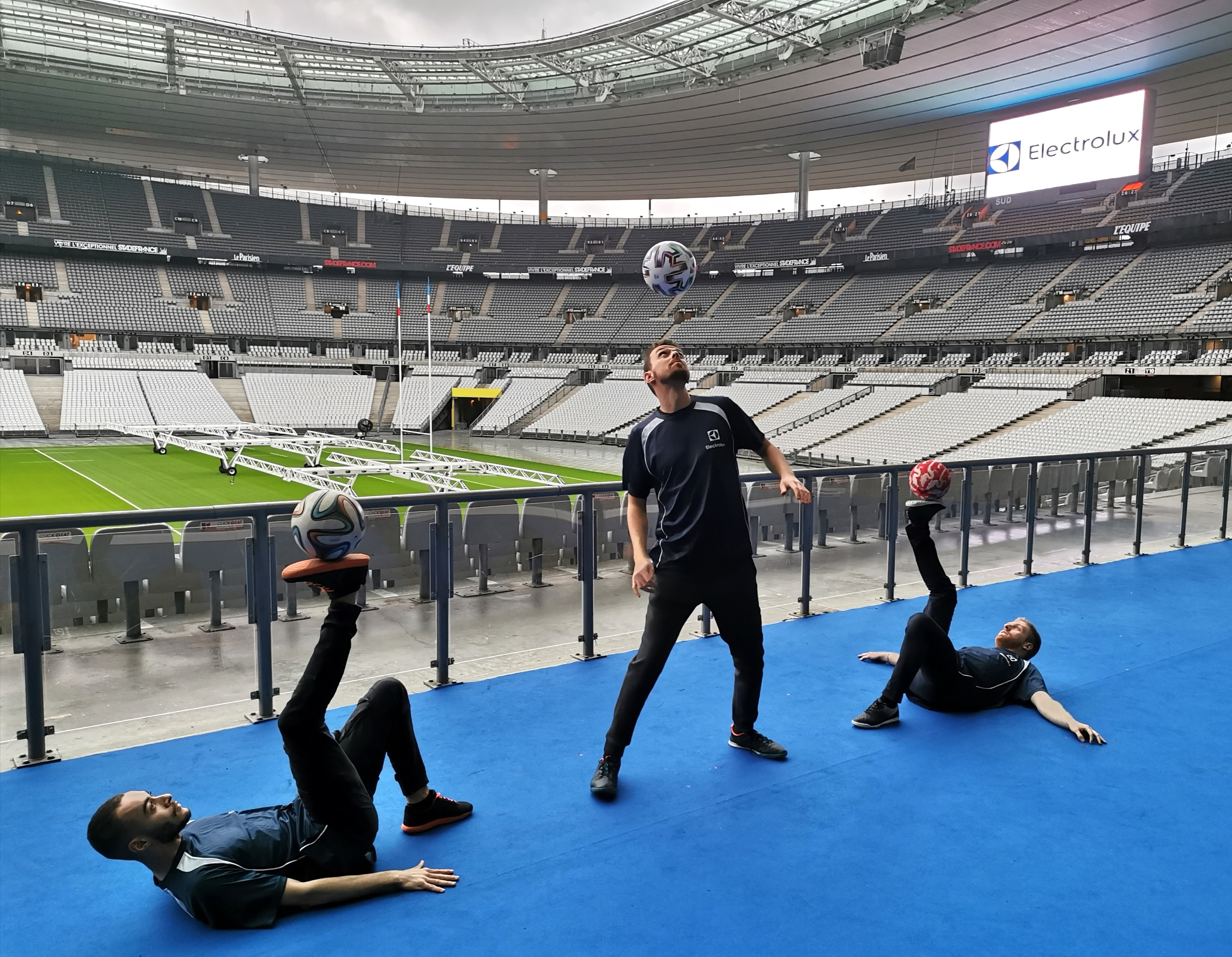 Show Foot Freestyle Stade de France