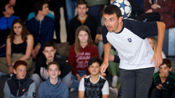 Show Foot Freestyle Calais Nord